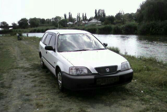 Honda Partner, Абинск