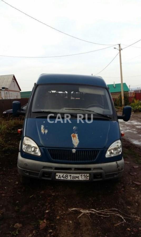 Газ 33023, Альметьевск