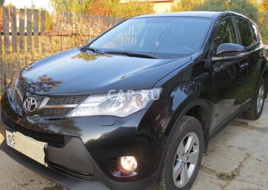 Toyota RAV4, Балашиха