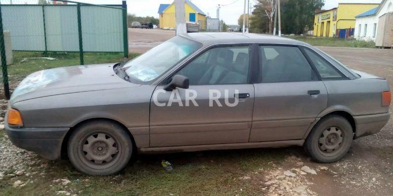 Audi 80, Азнакаево