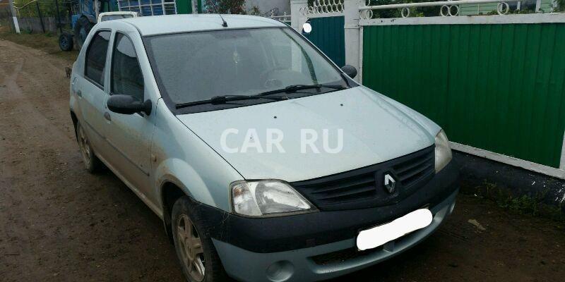 Renault Logan, Актюбинский