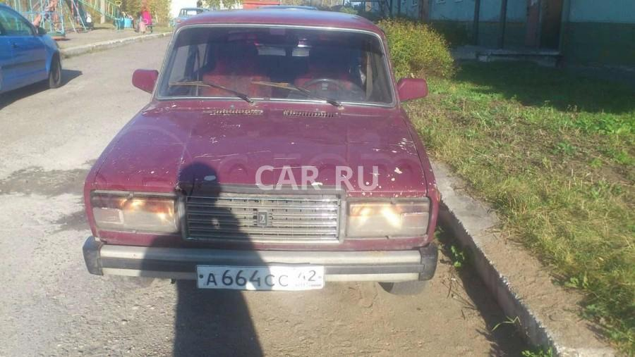 Lada 2105, Анжеро-Судженск