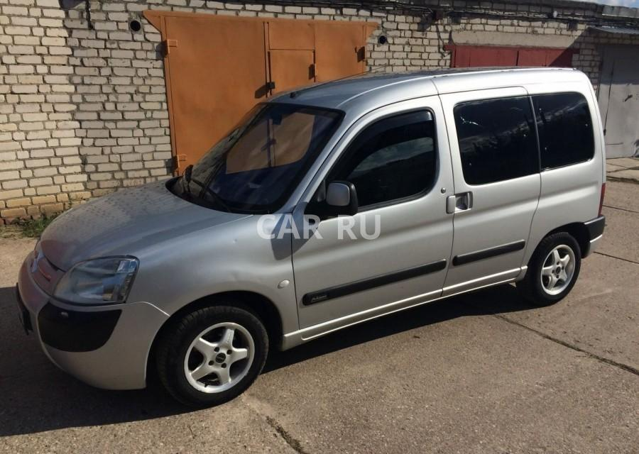 Citroen Berlingo, Балашов