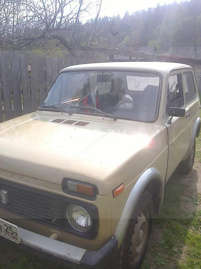 Lada 2121, Арсеньев