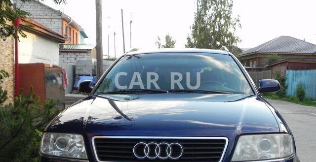 Audi A6, Белая Калитва