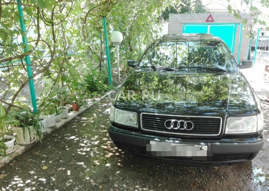 Audi 100, Арзгир