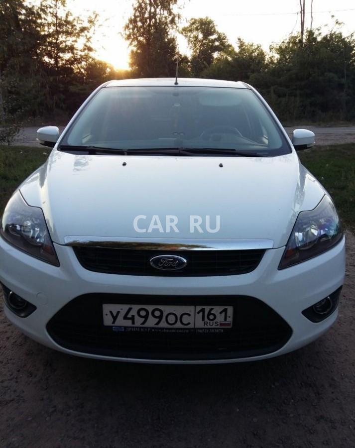 Ford Focus, Багаевская