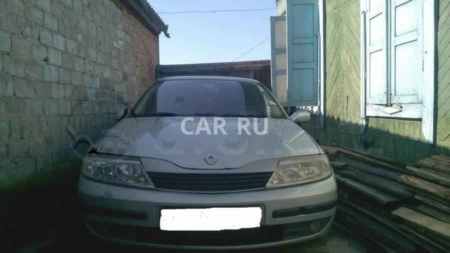 Renault Laguna, Абакан