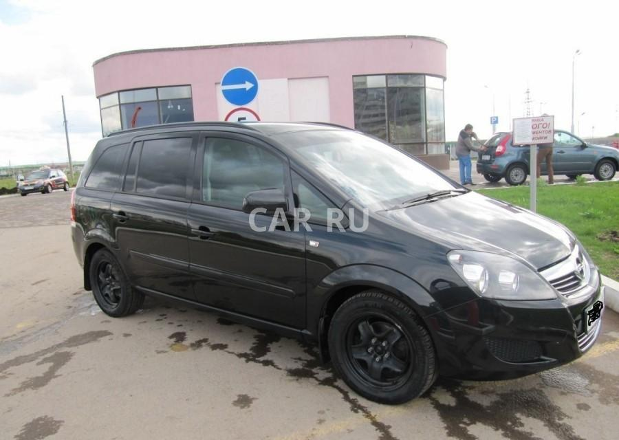 Opel Zafira Family, Альметьевск