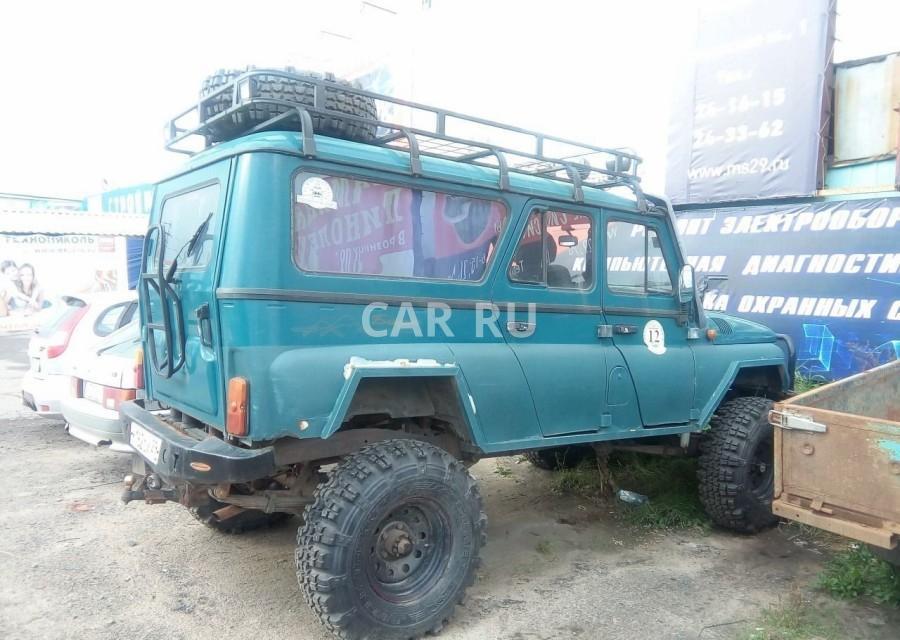 Уаз 3159, Архангельск