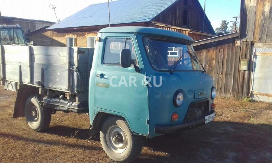 Уаз 3159, Барнаул