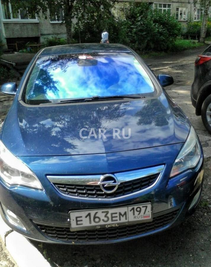 Opel Astra, Алатырь