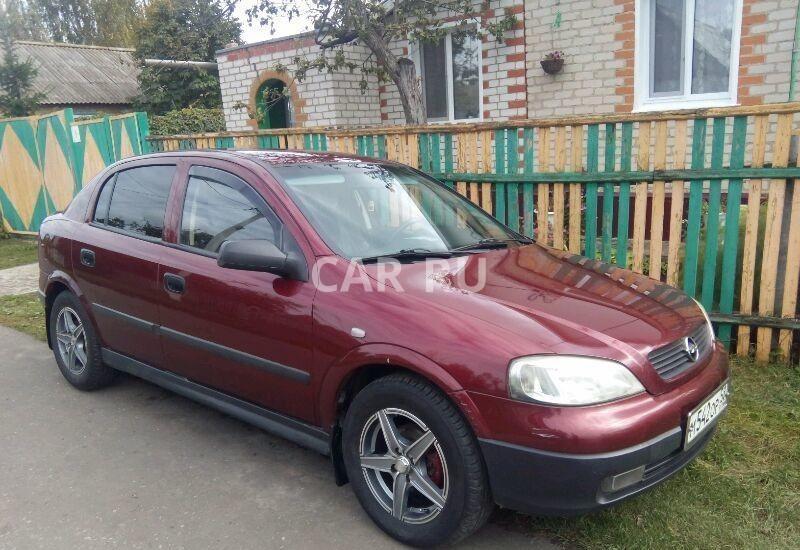 Opel Astra, Башмаково
