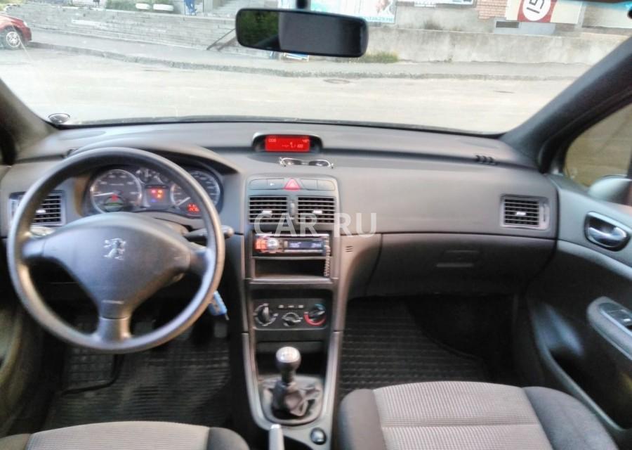 Peugeot 307, Архангельск