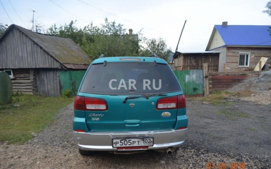 Nissan Liberty, Архангельское