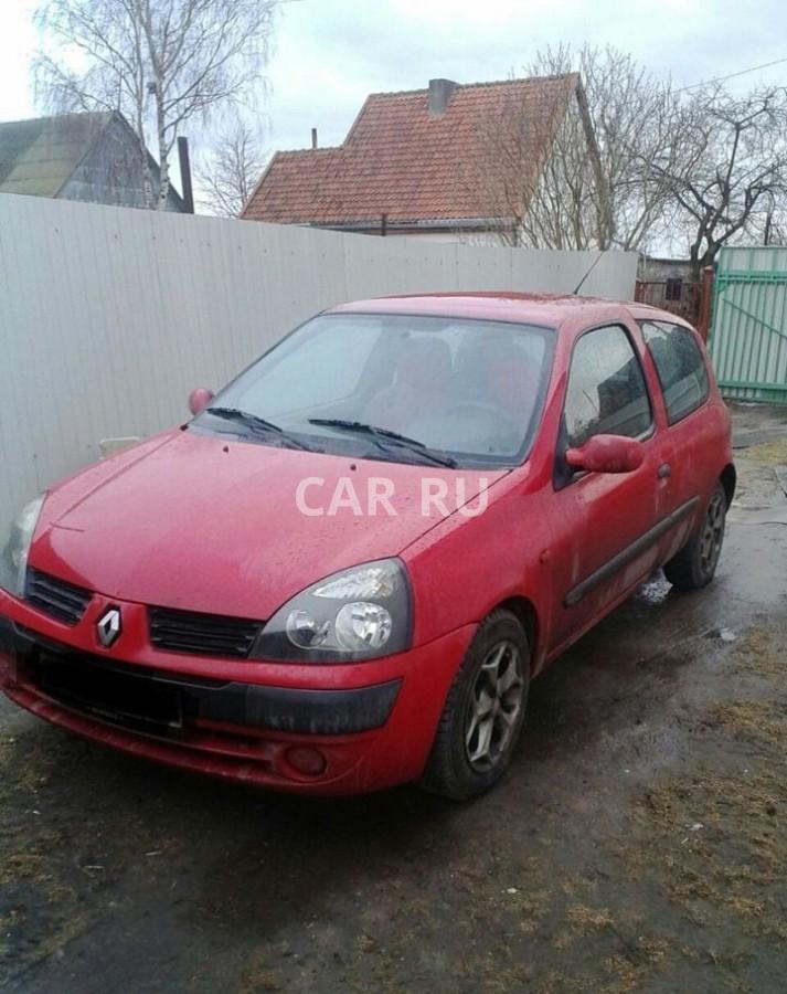 Renault Clio, Балтийск