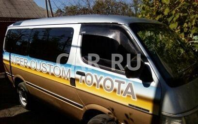 Toyota Hiace, Белгород