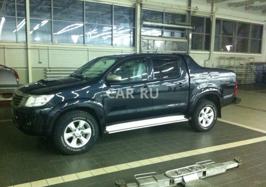 Toyota Hilux, Архангельск