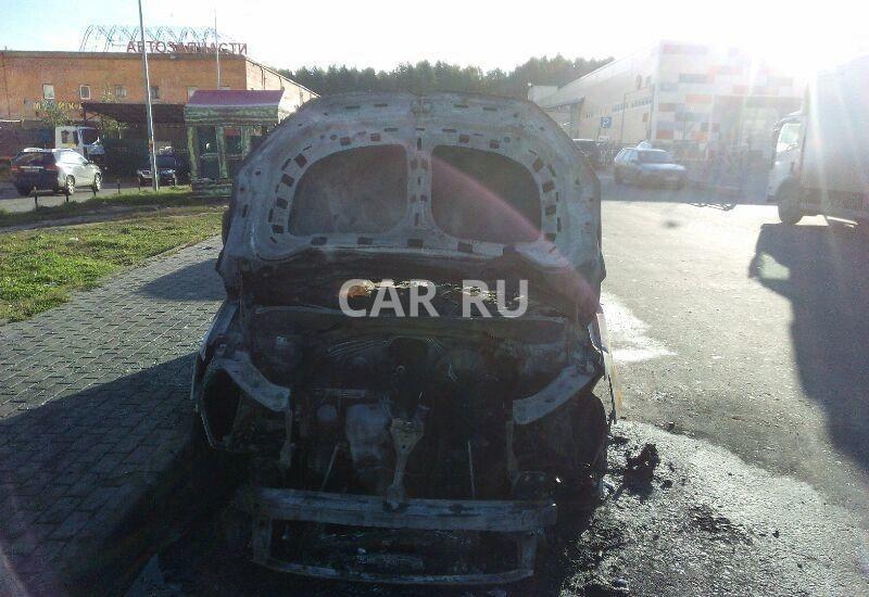 Volkswagen Caddy, Балашиха