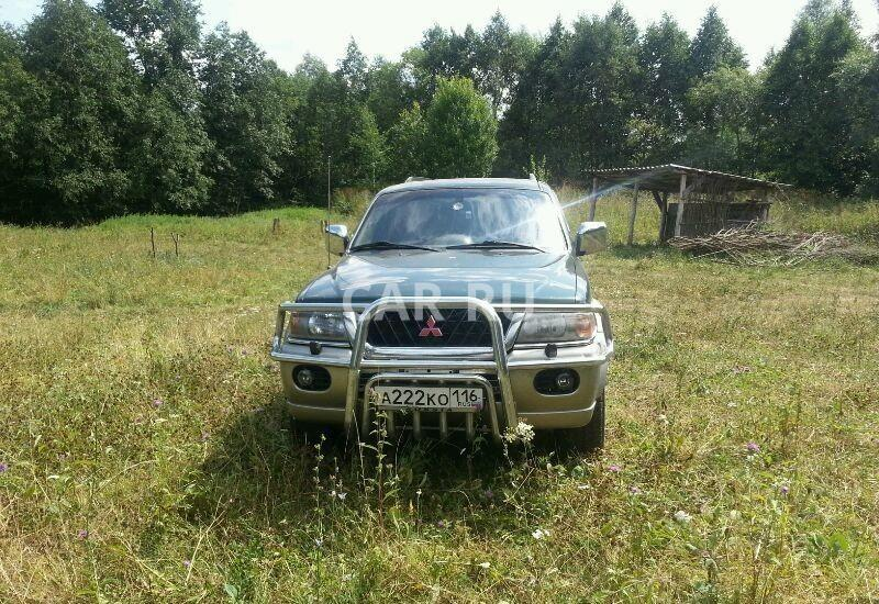 Mitsubishi Pajero Sport, Альметьевск
