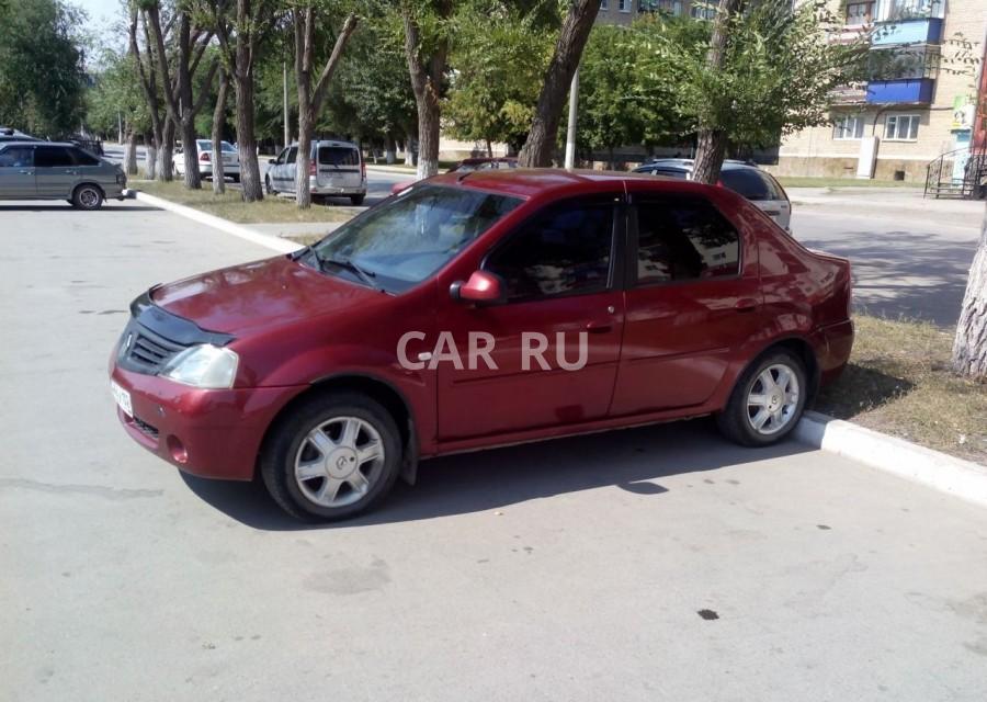 Renault Logan, Баймак