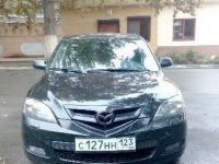 Mazda 3, 2007 г. в городе Армавир