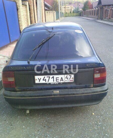Opel Vectra, Альметьевск