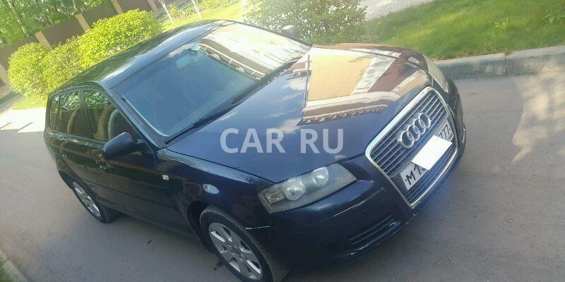 Audi A3, Балашиха