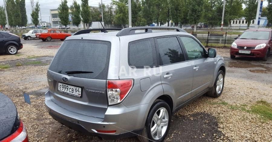 Subaru Forester, Балаково