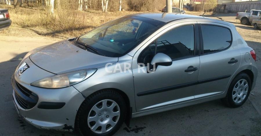 Peugeot 207, Архангельск