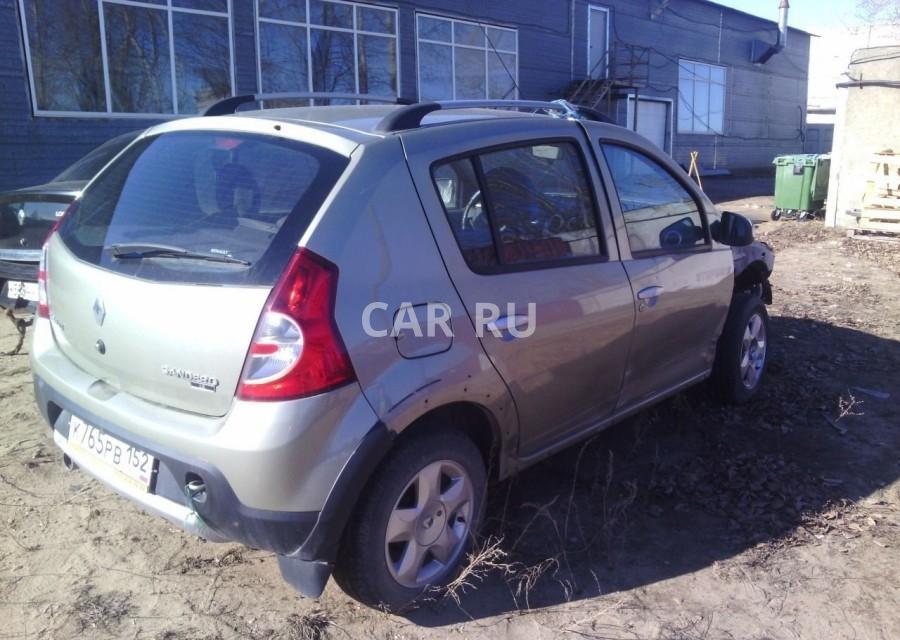 Renault Sandero Stepway, Балахна