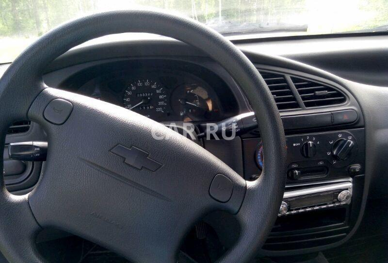 Chevrolet Lanos, Авсюнино