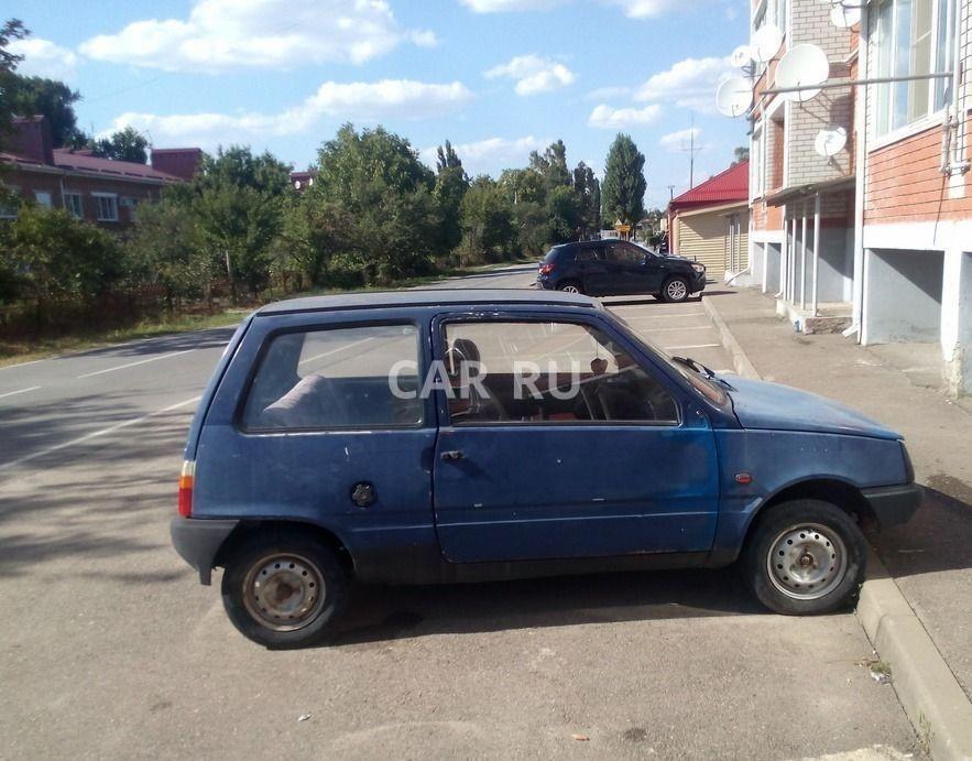 Lada 1111 Ока, Адыгейск
