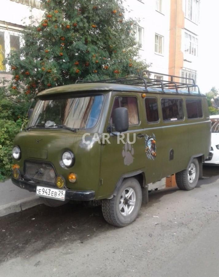 Уаз 2206, Архангельск
