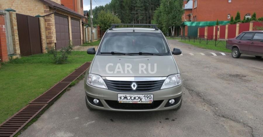 Renault Logan, Апрелевка