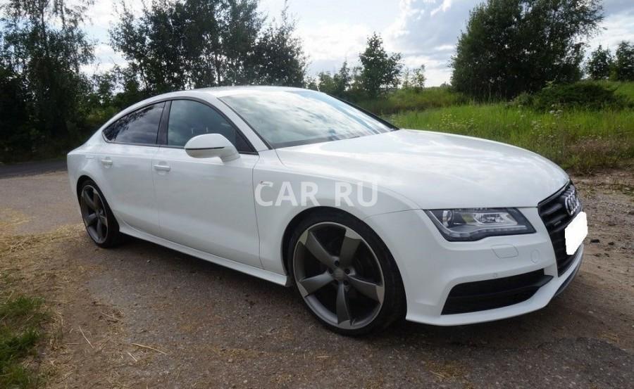 Audi A7, Белгород