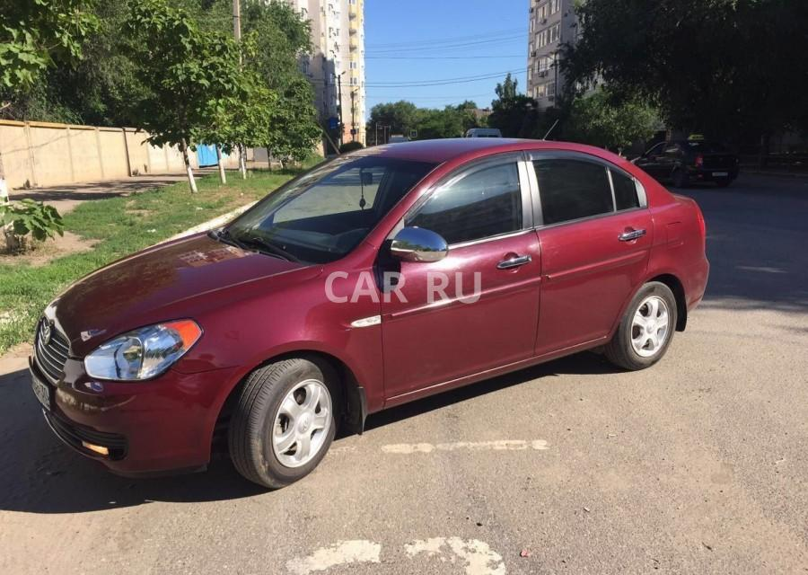 Hyundai Verna, Астрахань