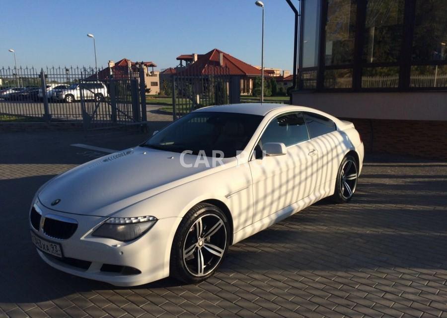 BMW 6-series, Анапа