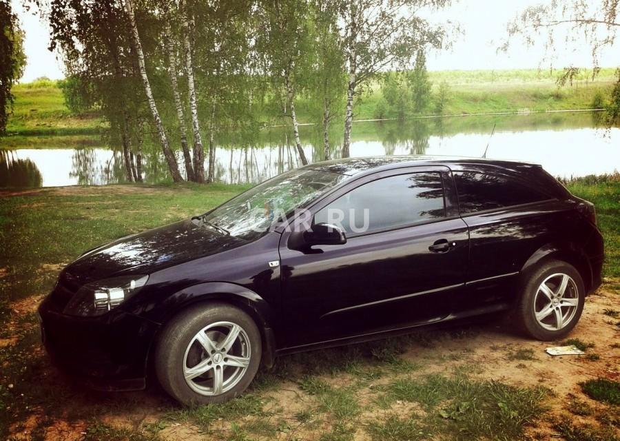 Opel Astra, Алексин