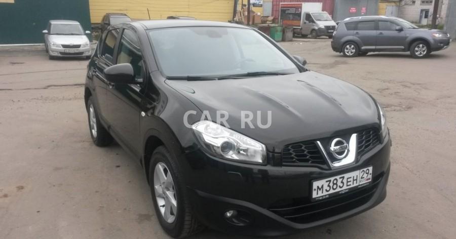 Nissan Qashqai, Архангельск