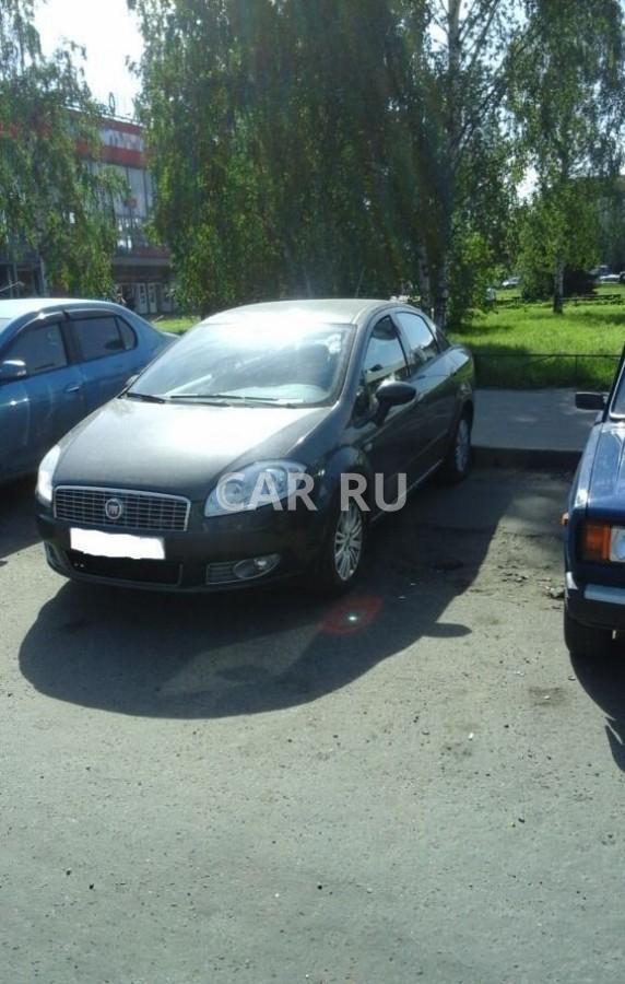 Fiat Linea, Архангельск