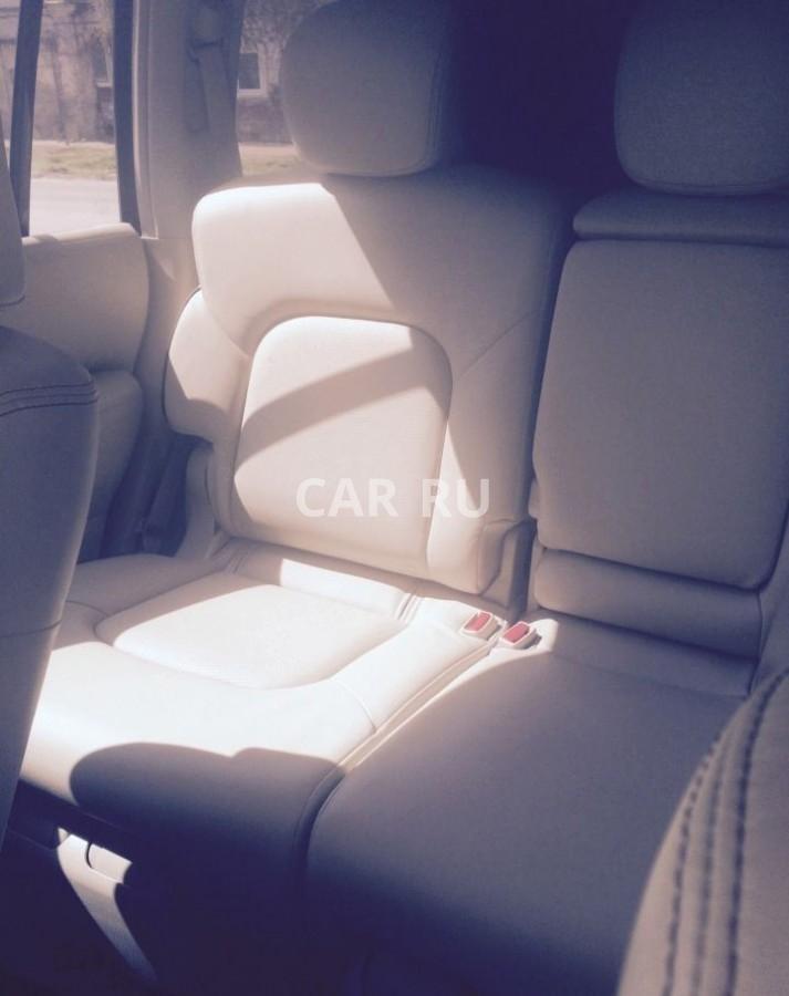 Nissan Patrol, Балаково