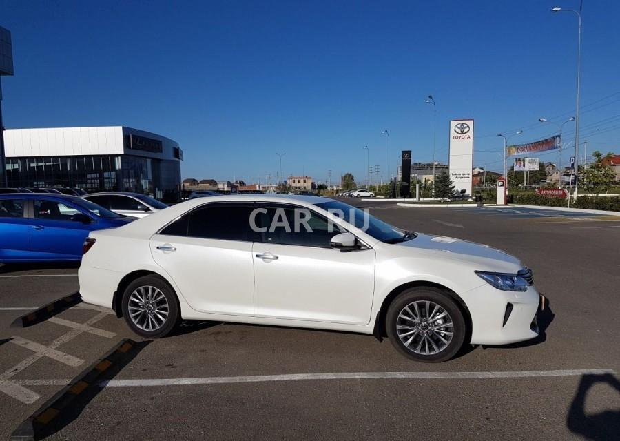 Toyota Camry, Астрахань