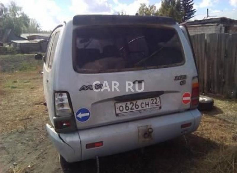 Лада 2120, Барнаул