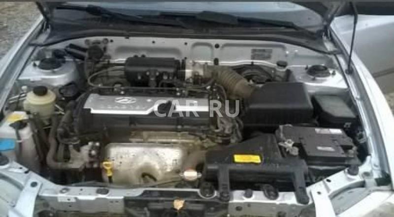 Hyundai Accent, Ачинск