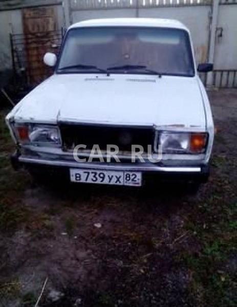 Lada 2107, Батайск