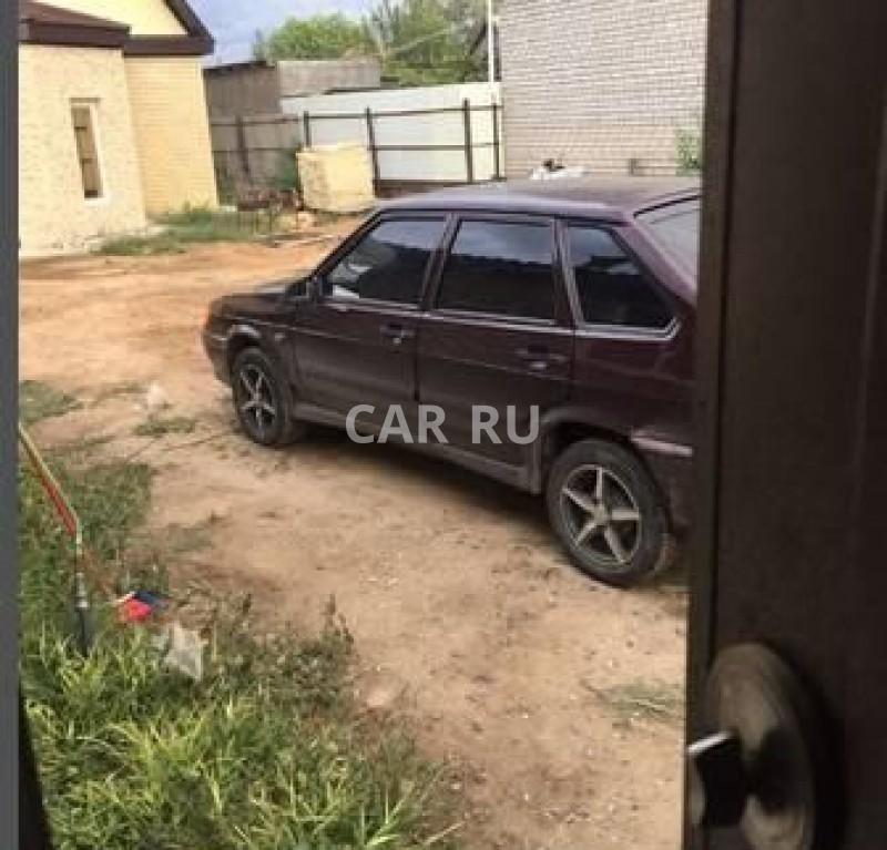 Lada 2114, Ахтубинск