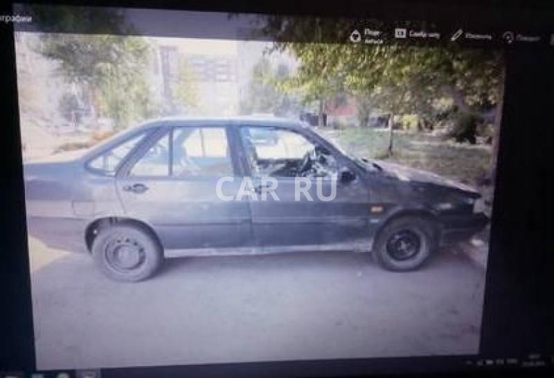 Fiat Tempra, Барнаул