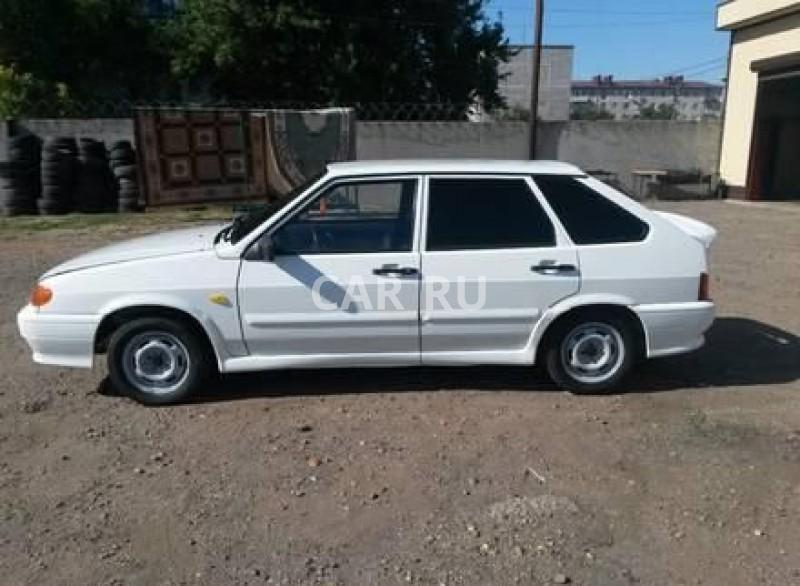 Lada 2114, Адыгейск