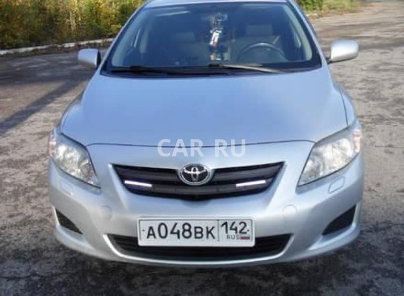 Toyota Corolla, Анжеро-Судженск
